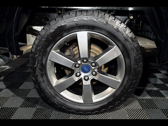 2017 F-150 SuperCrew Cab 4x4,  Pickup #P8214 - photo 7