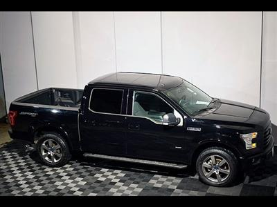 2017 F-150 SuperCrew Cab 4x4,  Pickup #P8214 - photo 8