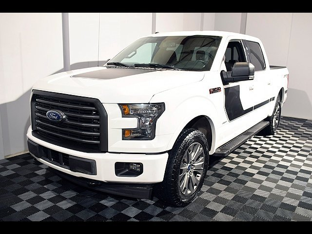 2017 F-150 SuperCrew Cab 4x4,  Pickup #P8216 - photo 10