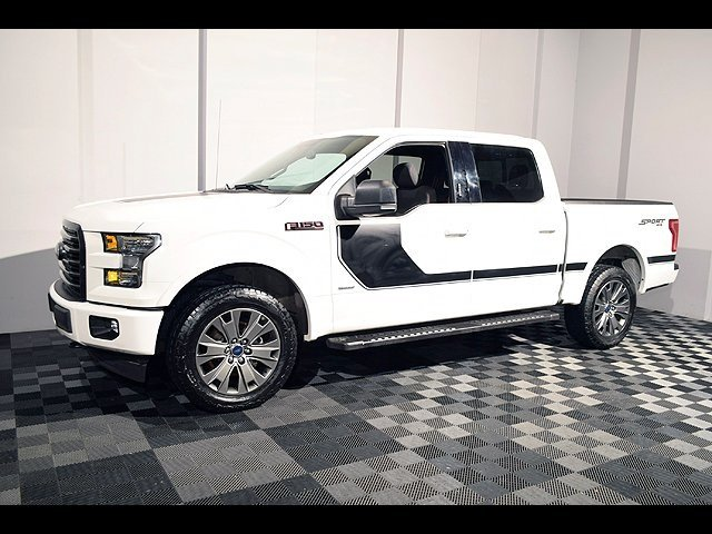 2017 F-150 SuperCrew Cab 4x4,  Pickup #P8216 - photo 11