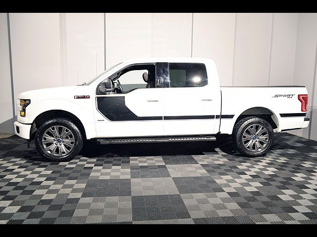 2017 F-150 SuperCrew Cab 4x4,  Pickup #P8216 - photo 12