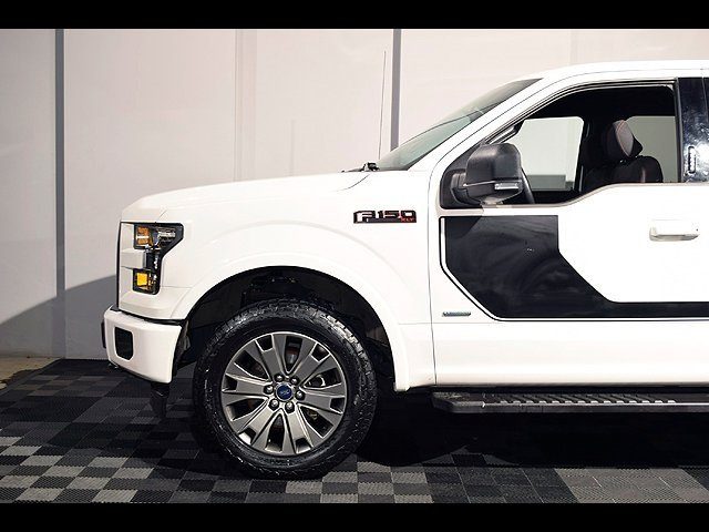 2017 F-150 SuperCrew Cab 4x4,  Pickup #P8216 - photo 13