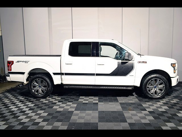 2017 F-150 SuperCrew Cab 4x4,  Pickup #P8216 - photo 5