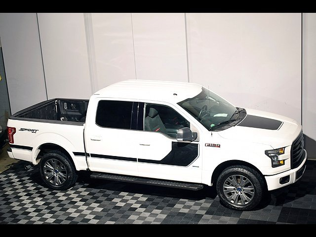 2017 F-150 SuperCrew Cab 4x4,  Pickup #P8216 - photo 8