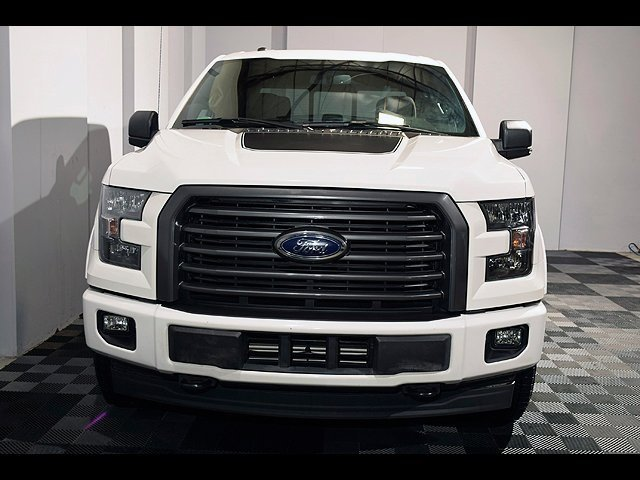 2017 F-150 SuperCrew Cab 4x4,  Pickup #P8216 - photo 9