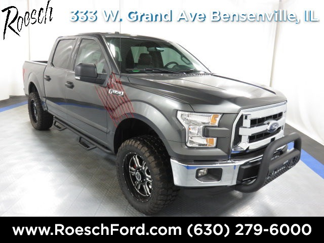 2016 F-150 Super Cab 4x4, Pickup #16-1805 - photo 3