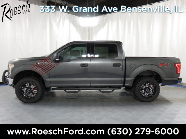 2016 F-150 Super Cab 4x4, Pickup #16-1805 - photo 9