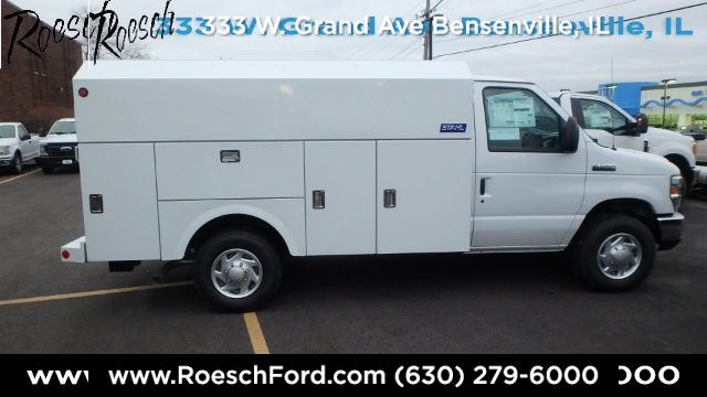 2017 E-350, Stahl Service Utility Van #16-5278 - photo 3