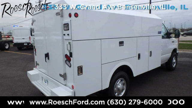 2017 E-350, Stahl Service Utility Van #16-5278 - photo 2