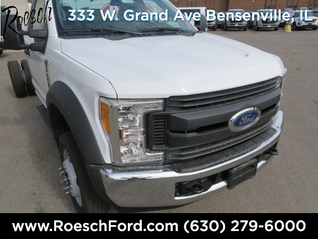 2017 F-550 Regular Cab DRW, Cab Chassis #16-5391 - photo 4