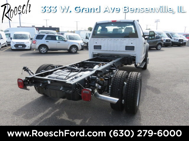 2017 F-550 Regular Cab DRW, Cab Chassis #16-5391 - photo 2