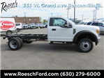2017 F-550 Regular Cab DRW, Cab Chassis #16-5391 - photo 1