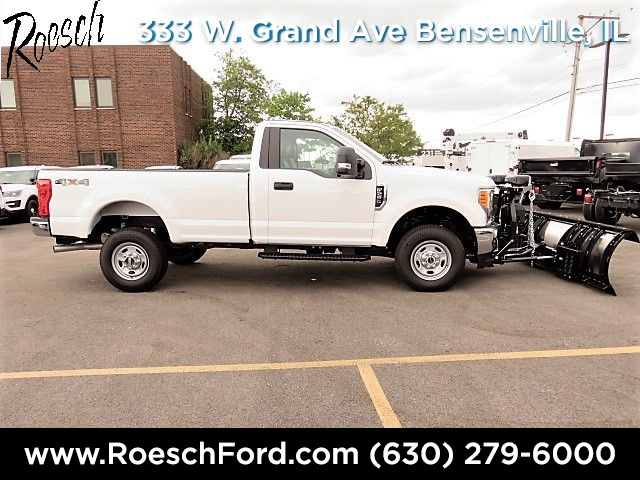 2017 F-250 Regular Cab 4x4, Ford Pickup #16-5416 - photo 4