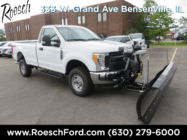 2017 F-250 Regular Cab 4x4, Ford Pickup #16-5416 - photo 30