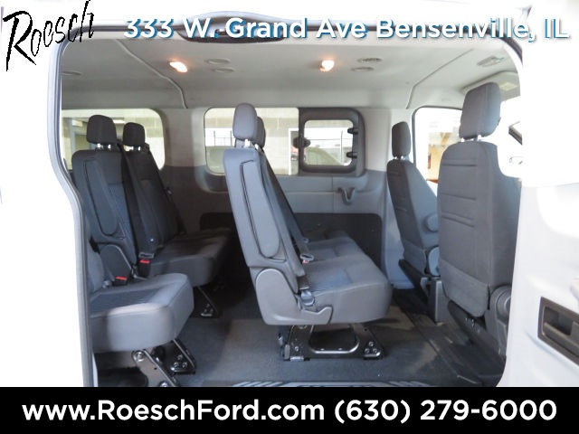 2017 Transit 350 Low Roof Passenger Wagon #16-5866 - photo 15