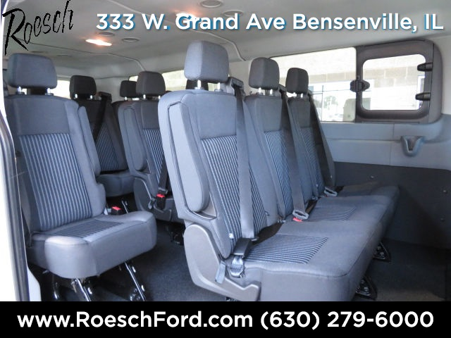 2017 Transit 350 Low Roof Passenger Wagon #16-5866 - photo 16