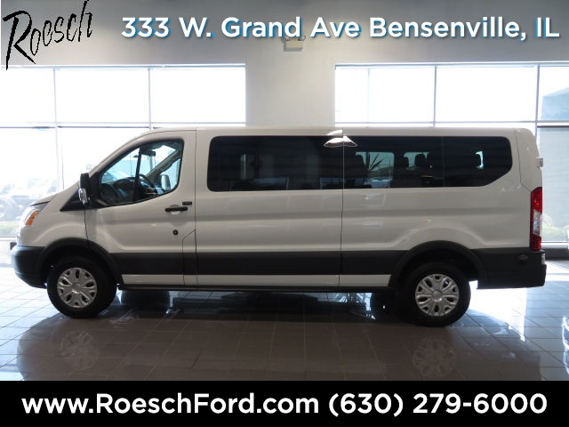 2017 Transit 350 Low Roof Passenger Wagon #16-5866 - photo 8