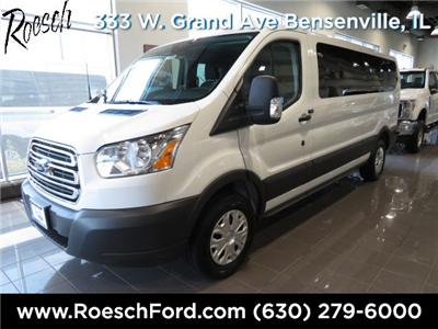 2017 Transit 350 Passenger Wagon #16-5866 - photo 1
