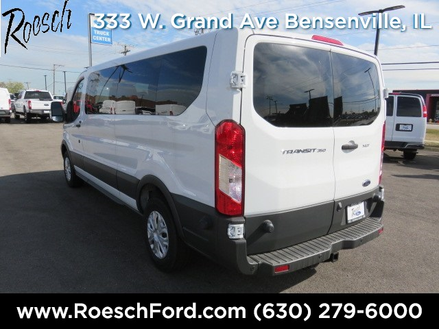2017 Transit 350 Low Roof Passenger Wagon #16-5867 - photo 11