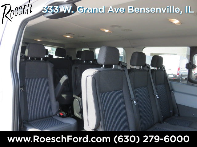 2017 Transit 350 Low Roof, Passenger Wagon #16-5867 - photo 16