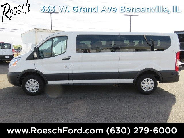 2017 Transit 350 Low Roof, Passenger Wagon #16-5867 - photo 8