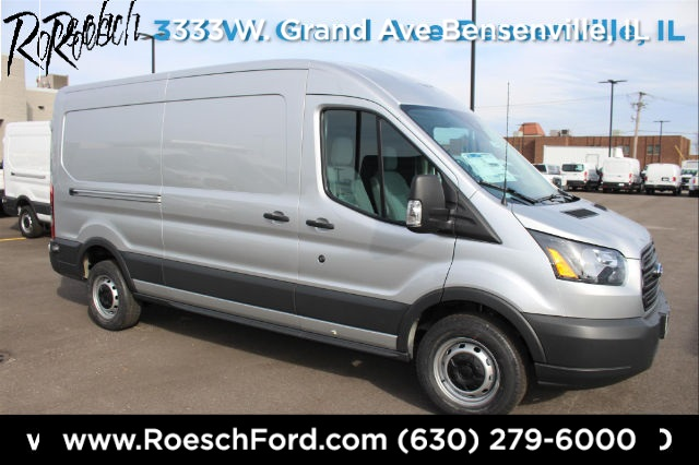 2017 Transit 250 Medium Roof Cargo Van #16-5884 - photo 3