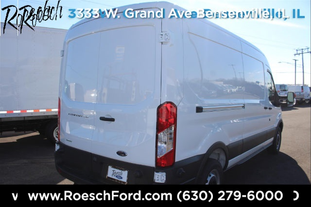 2017 Transit 250 Medium Roof Cargo Van #16-5906 - photo 2