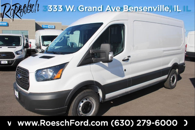 2017 Transit 250 Medium Roof Cargo Van #16-5906 - photo 5