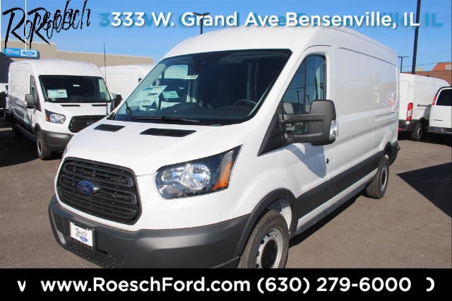 2017 Transit 250 Medium Roof Cargo Van #16-5906 - photo 6