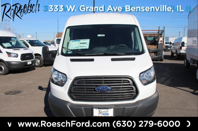 2017 Transit 250 Medium Roof Cargo Van #16-5906 - photo 8