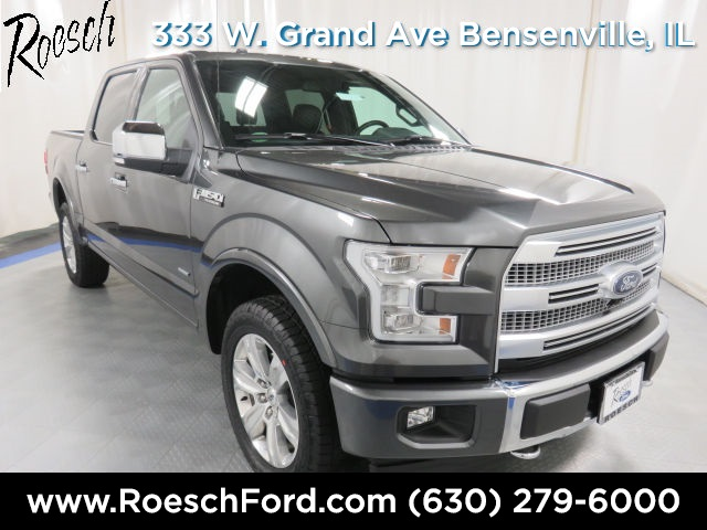 2017 F-150 Crew Cab 4x4, Pickup #17-1205 - photo 3