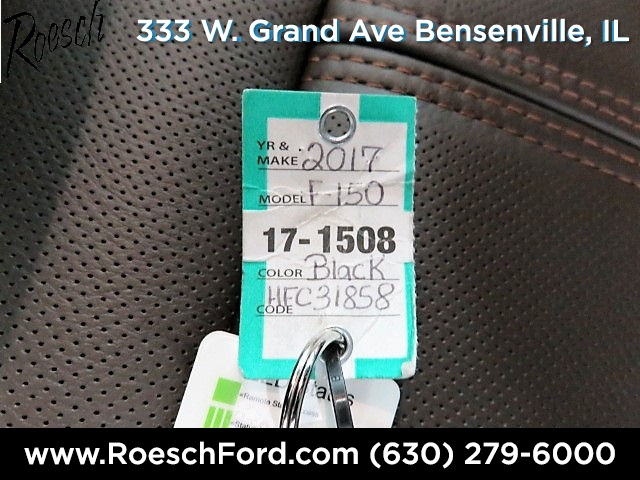 2017 F-150 Crew Cab 4x4, Pickup #17-1508 - photo 36