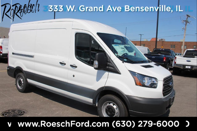 2017 Transit 250 Medium Roof Cargo Van #17-6149 - photo 3