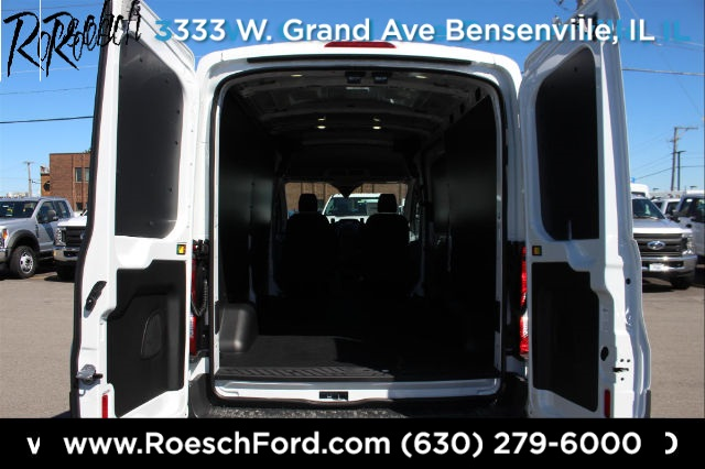 2017 Transit 250 Medium Roof Cargo Van #17-6151 - photo 2