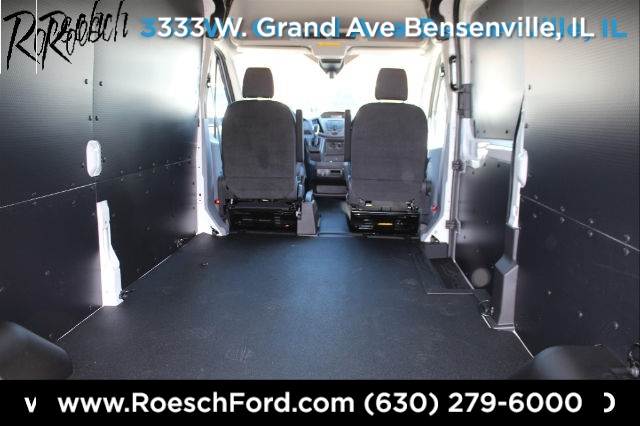 2017 Transit 250 Medium Roof Cargo Van #17-6151 - photo 5