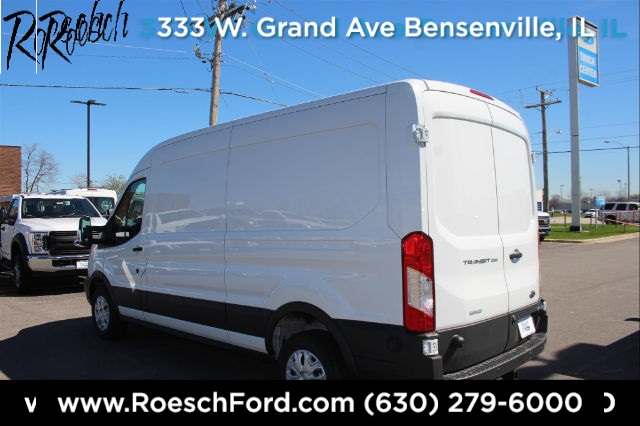 2017 Transit 250 Medium Roof Cargo Van #17-6151 - photo 6