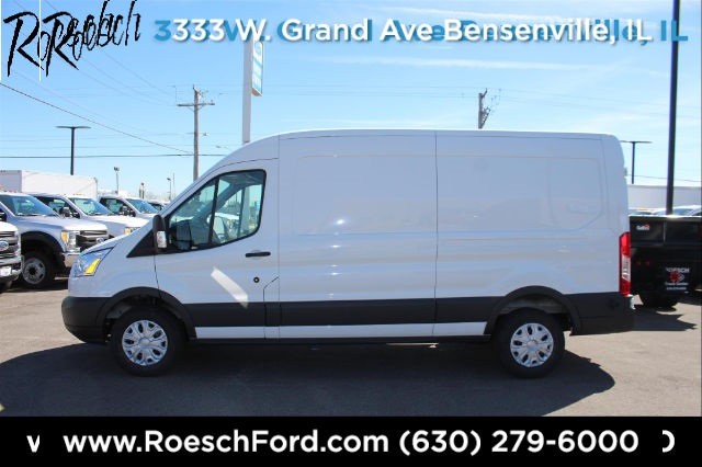 2017 Transit 250 Medium Roof Cargo Van #17-6151 - photo 7