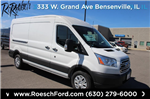 2017 Transit 250 Medium Roof Cargo Van #17-6151 - photo 1