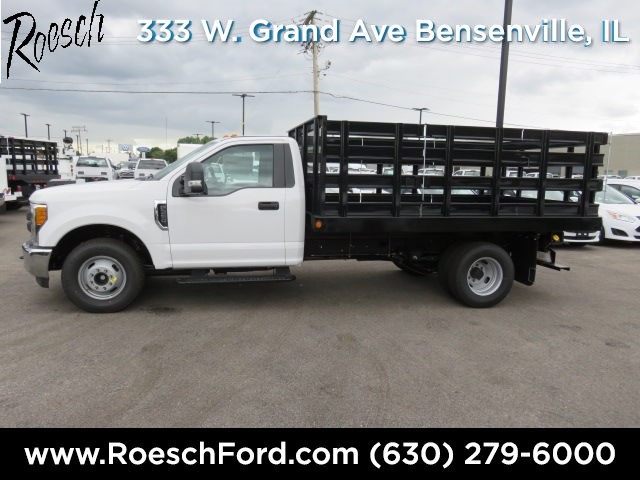 2017 F-350 Regular Cab DRW, Parkhurst Stake Bed #17-6152 - photo 7