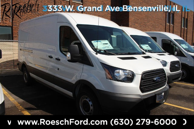 2017 Transit 250 Medium Roof Cargo Van #17-6174 - photo 3
