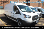 2017 Transit 250 Medium Roof Cargo Van #17-6174 - photo 1