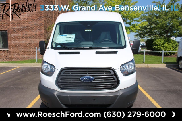 2017 Transit 250 Medium Roof Cargo Van #17-6191 - photo 6