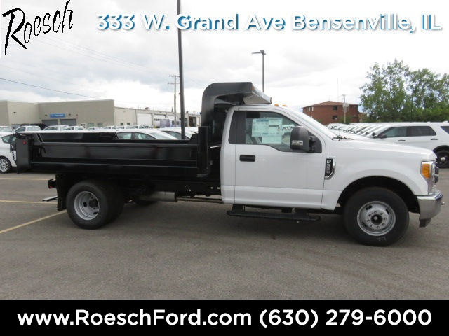 2017 F-350 Regular Cab DRW, Galion Dump Body #17-6702 - photo 3