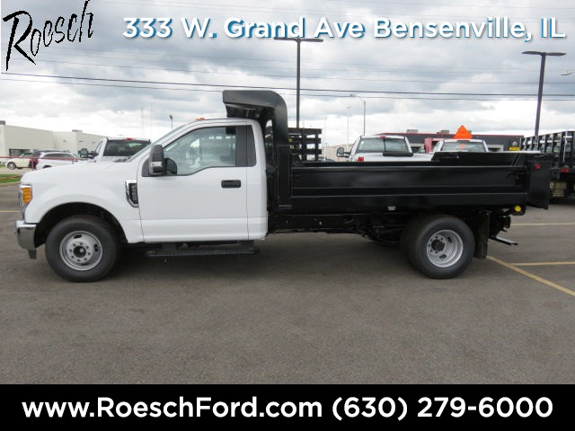 2017 F-350 Regular Cab DRW, Galion Dump Body #17-6702 - photo 9