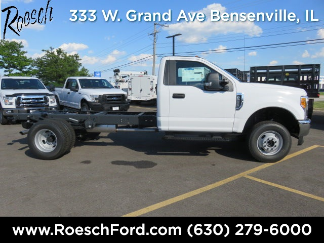 2017 F-350 Regular Cab DRW 4x4, Cab Chassis #17-6711 - photo 3