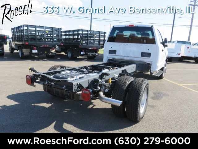 2017 F-350 Regular Cab DRW 4x4, Cab Chassis #17-6711 - photo 11