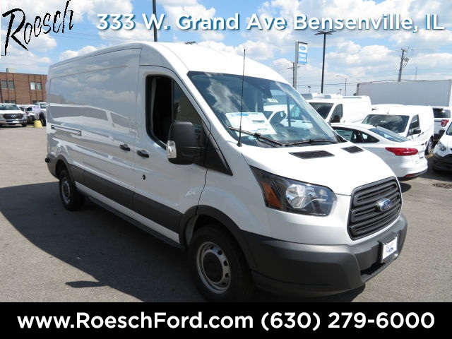 2017 Transit 250 Medium Roof Cargo Van #17-6830 - photo 4