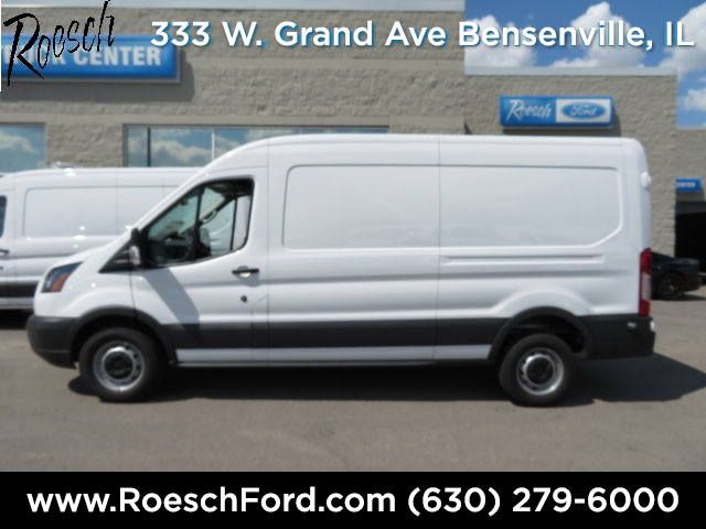 2017 Transit 250 Medium Roof Cargo Van #17-6830 - photo 8