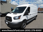 2017 Transit 250 Medium Roof Cargo Van #17-6830 - photo 1