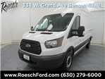 2018 Transit 250 High Roof, Cargo Van #17-7206 - photo 1